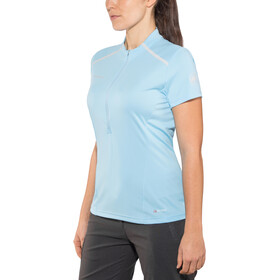 Mammut Atacazo Light T-shirt avec demi-zip Femme, whisper